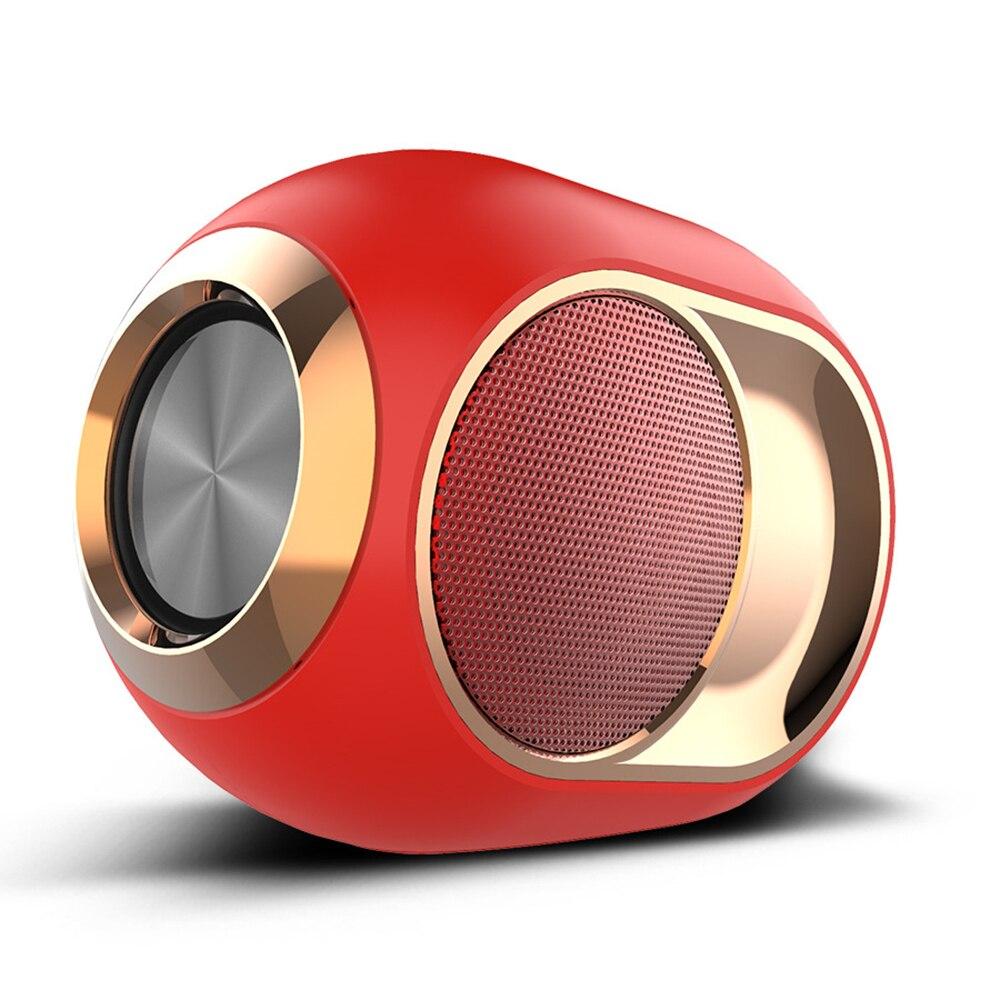 Altavoces estéreo Surround X6, inalámbricos por Bluetooth 5,0, altavoz de gran calidad con sonido HiFi, soporta tarjeta TF