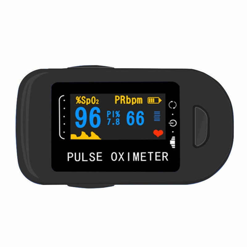 RZ Portable Finger Oximeter fingertip Pulsioximetro Heart Rate Saturometro Household Health Monitors Pulse Oximeter Oximetro