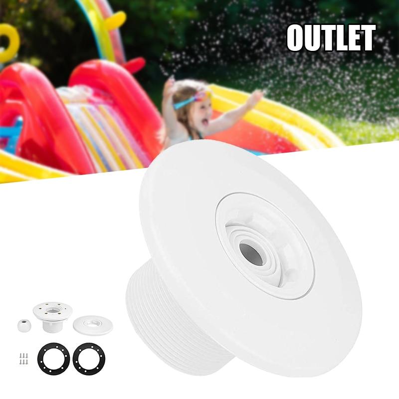 Инструмент для очистки бассейна, вращающаяся пленочная насадка для бассейна, аксессуары для бассейна, бытовая пленочная насадка для бассей...