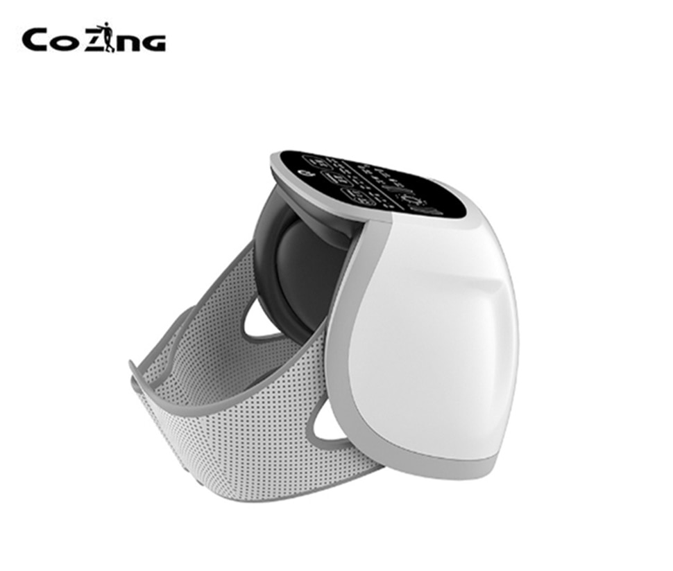 Terapia de luz infrarroja para el dolor de rodilla instrumento de Electro alivio del dolor equipo de masaje de rehabilitación COZING