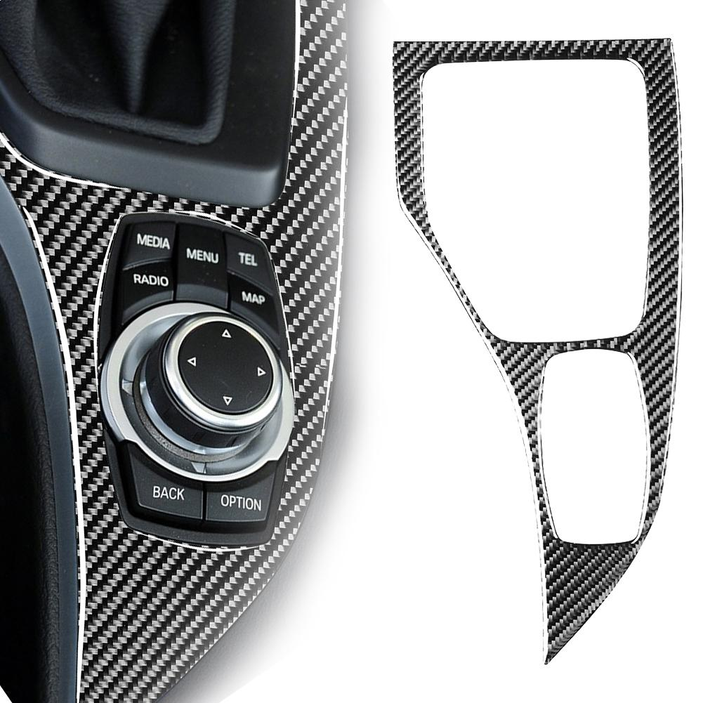 Car Gear Shift Frame Decoration Protective Cover Sticker Automotive Interior Stickers Interior Accessories for BMW X1 E84 11-15