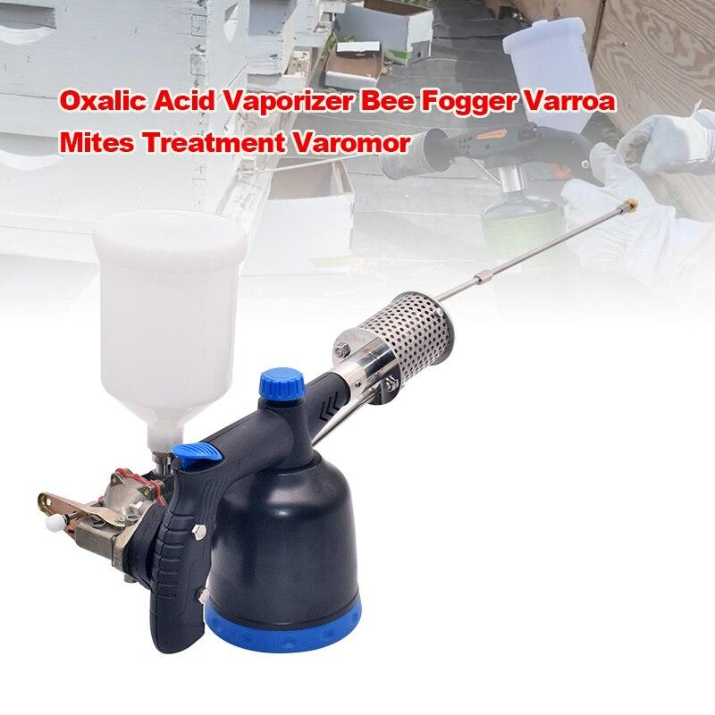 Oxalic Acid Vaporizer Bee Fogger Varroa 진드기 치료 프로판 곤충 안개 빠르고 효과적인 Varroa 진드기 제어