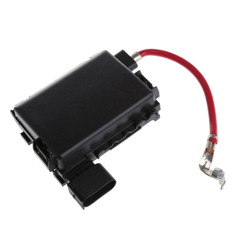 Fusible nuevo caja Terminal de la batería para VW escarabajo/Golf/Jetta 1J0937617D 1J0937550 1J0937550AA 1J0937550AB AC AD envío de la gota
