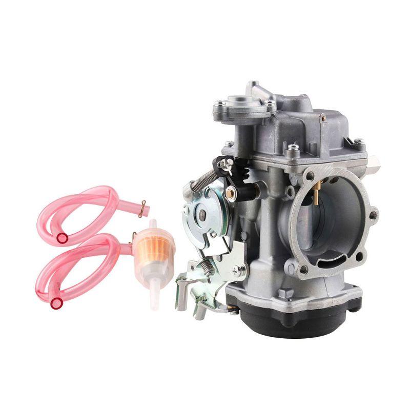 Repuestos de carburador para motocicletas CV40, motor generador de gasolina 27490-04, Kit de herramientas, Genset, Auto aceite de Gas fuerte
