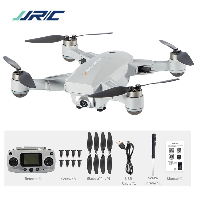 Dropshipping Coolerstuff JJRC X16 4k professional drone mapping aerial survey uav drone long range drone hand control enlarge