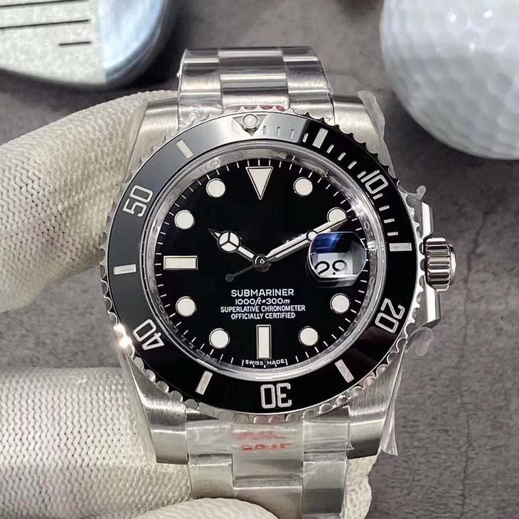 N factory v8 version Rox Submariner series 116610LN-97200 men's mechanical watch