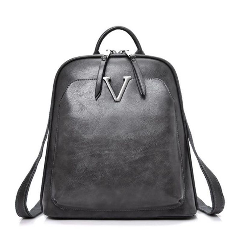 Nueva mochila Vintage para mujer, mochila de cuero de alta calidad, bolso de hombro para mujer, mochila multifunción para mujer, mochilas de escuela para niñas