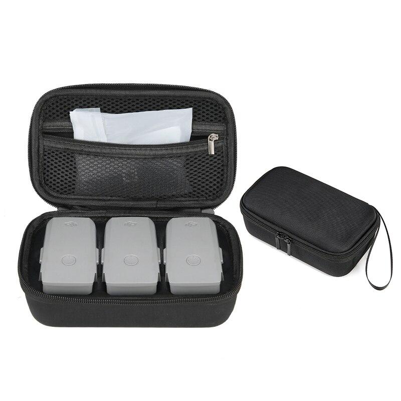 Новинка 3 шт. сумка для хранения аккумуляторов DJI Mavic Air 2 Flight Drone UAV аксессуары