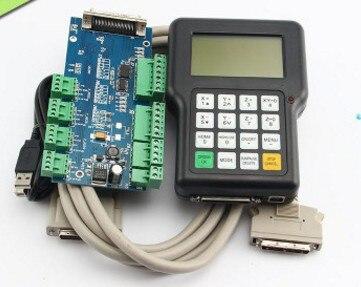 Controlador do cnc dsp 0501 do controlador de movimento de 3 eixos para a máquina do cnc
