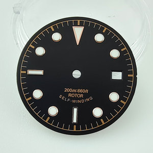 Watch parts 30.5mm Dial fit for ETA 2824 2836,Miyota 8215,seiko NH35 Automatic Movement