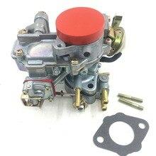 SherryBerg Carburador apto para Carburador WEBER para Fiat 128 1100 32ICEV10 32 ICEV 10 1 2 II SERIE