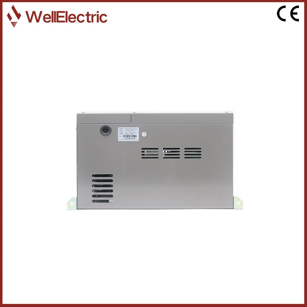 VFD Inverter 22KW/30KW/37KW/45KW/55KW 380V V/F control for Motor Speed Control Frequency Inverter enlarge