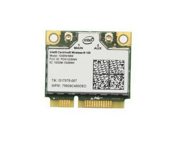 For Intel Centrino Wireless-N 100 100BNHMW 802.11b/g/n 150Mbps PCIe Half Mini Wireless Card