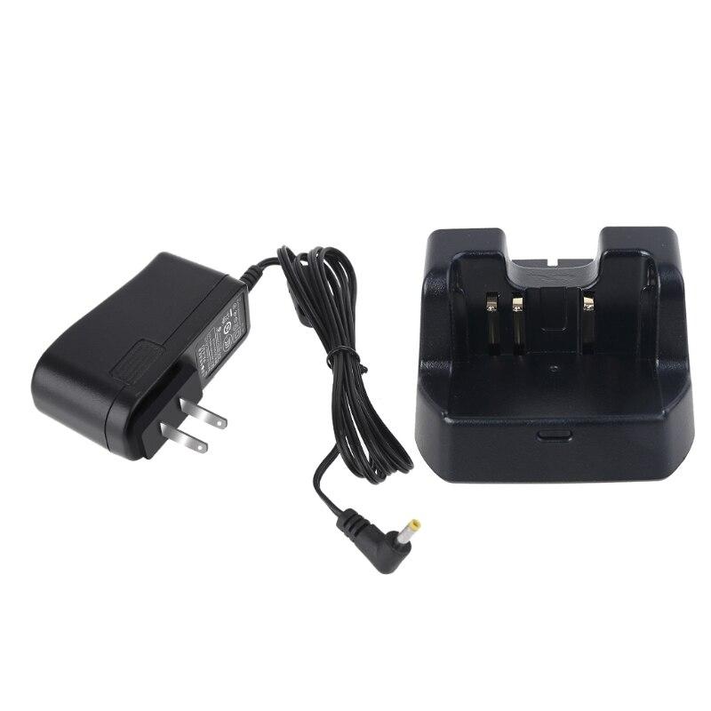 CD47 Charger Charging Base Power Adapter for Yaesu/Vertex VX-160 VX-180 US/EU B95C