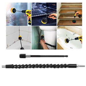Image 5 - Щетка для дрели, скраб колодки, 31 шт., мощный скребок, чистящий набор, универсальный очиститель, скребок, беспроводная дрель для очистки бассейна