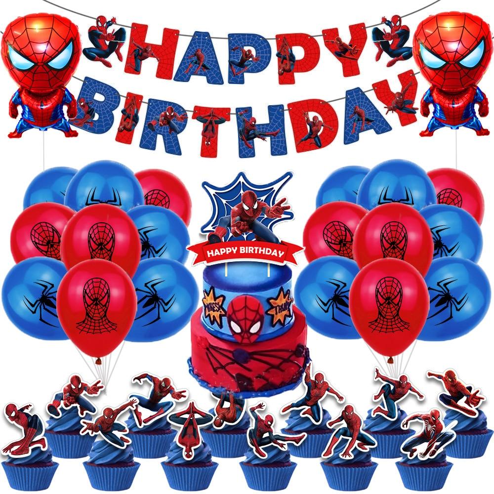 1set-marvel-spiderman-globos-de-latex-banderines-con-diseno-de-feliz-cumpleanos-decoracion-de-fiesta-suministros-de-bano-para-bebe-chico-globo-para-ninos-chico-juguete-globos