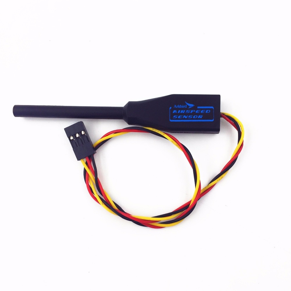 Arkbird Sensor de velocidad aerodinámica para Arkbird piloto automático OSD V2.0/V3.1028 control de vuelo RC drone Accesorios
