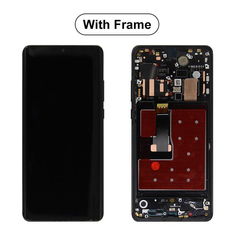 Super Amoled For HUAWEI P30 Pro VOG-L04 VOG-L09 VOG-L29 VOG-TL00 Touch Screen Digitizer Replament Parts For P30 Pro LCD Display enlarge