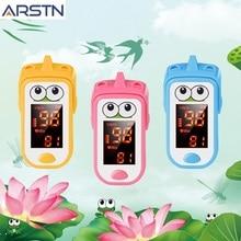 Baby Finger Pulse Oximeter Oximetro De Dedo SpO2 Pediatric Child Kids Fingertip Pulsioximetro Handhe