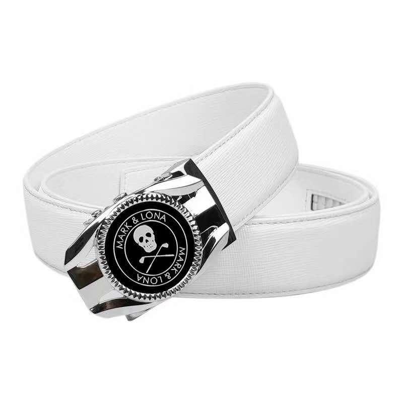 New Men's leather belt Golf belt  men's Leisure belt Golf accessories 120cm can be cut Free shipping