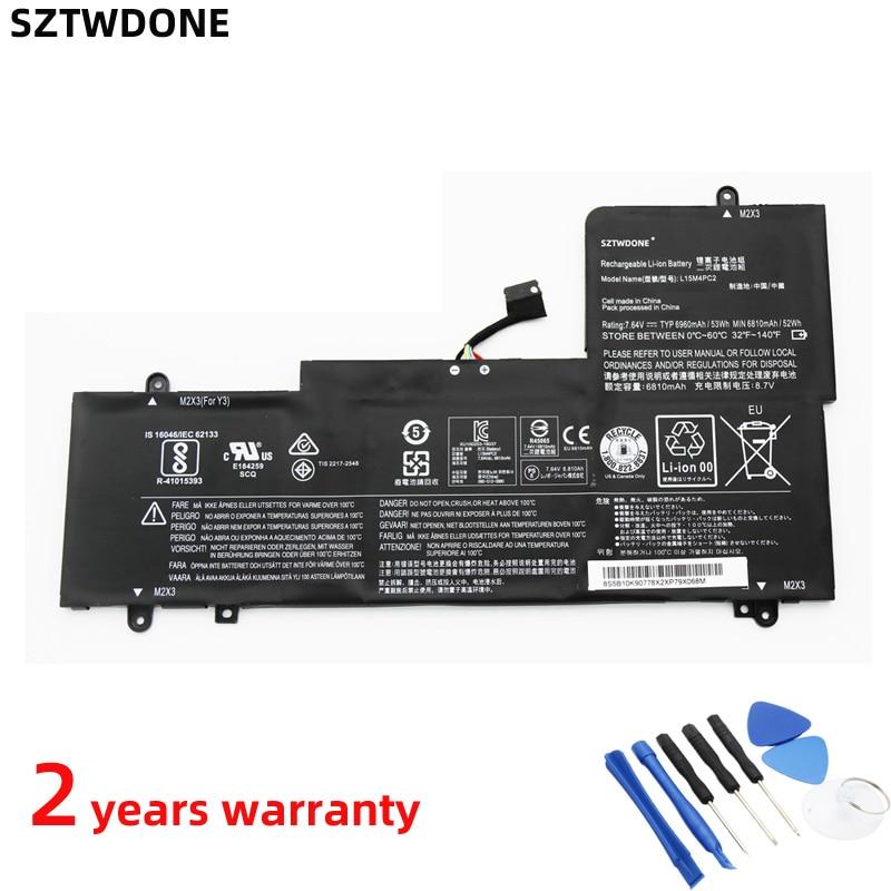 SZTWDONE L15M4PC2 Laptop batterie Für Lenovo YOGA 710 710-14ISK 710-14IKB 5B10K90778 5B10K90802