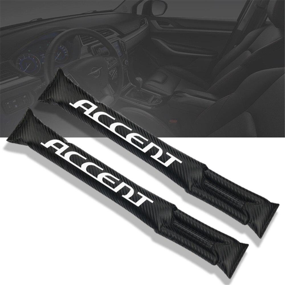 S-08 cojín del asiento de coche grieta tapón de brecha protector a prueba de fugas cubierta de asiento de coche para Hyundai acento 2013, 2014, 2018