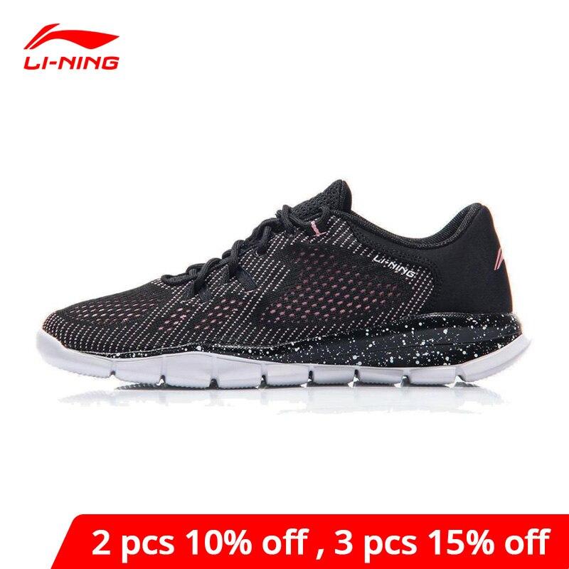 Li-Ning Женская 2017 QUICK XT светильник, тренировочная обувь для бега, дышащие кроссовки, светильник, подкладка, li ning, спортивная обувь, ARKM024 XYP473
