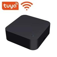Telecommande universelle a infrarouge Tuya WiFi IR pour climatiseur TV  pour maison intelligente  pour Alexa Google Home