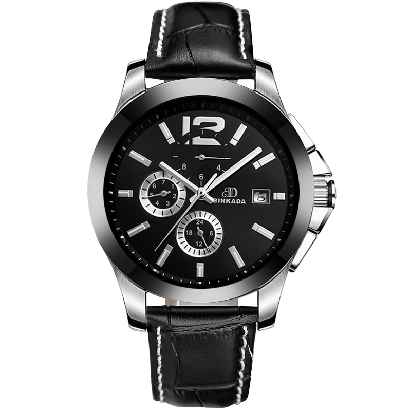 Binkada 2020 new top ten authentic watches men's automatic mechanical watches famous brand waterproof hollow tide watches
