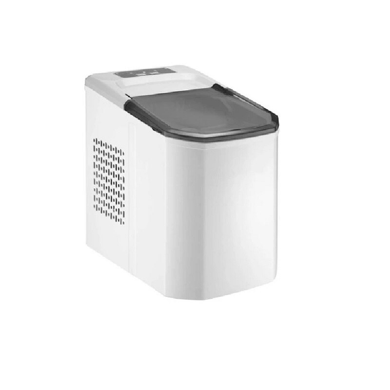 HA-Life التجارية التلقائي آيس كيوب صانع المنزلية المحمولة الكهربائية رصاصة آلة الجليد المستديرة 15 كجم/24H القهوة بار Teamilk
