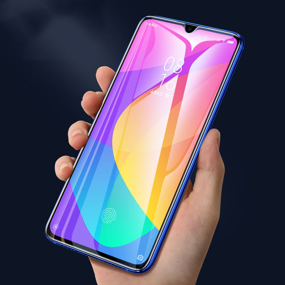 6.57For Xiaomi Mi 10 Lite Protector de pantalla para Xiaomi Mi 10 Mi10 Nota 10 Note10 Lite Protector de pantalla del teléfono
