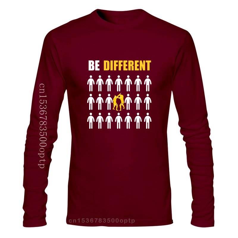 Krav Maga Be-Camiseta de manga corta personalizada para hombre, camisa Masculina de...