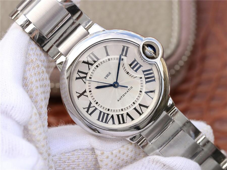Replica Ladies' watches TULX W6920046 36.6mm Automatic Mechanical Top Brand Women Watch New Fashion Casual enlarge