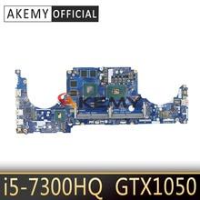 LA-E991P motherboard For DELL Inspiron 15 7000 7570 7577 motherboard I5-7300HQ GTX1050 CN-0CPHC8 Test 100%
