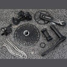 SRAM SX ADLER 1x12 11-50T 12 fach-gruppe Kit DUB BSA BB Trigger Schalthebel Umwerfer kette Kurbelgarnitur mit PG1210 Kassette