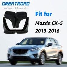 Garde-boue de pare-boue de voiture   Garde-boue de voiture, garde-boue de protection, garde-boue, pour Mazda 2012 CX5 2013 2014 2015 2016