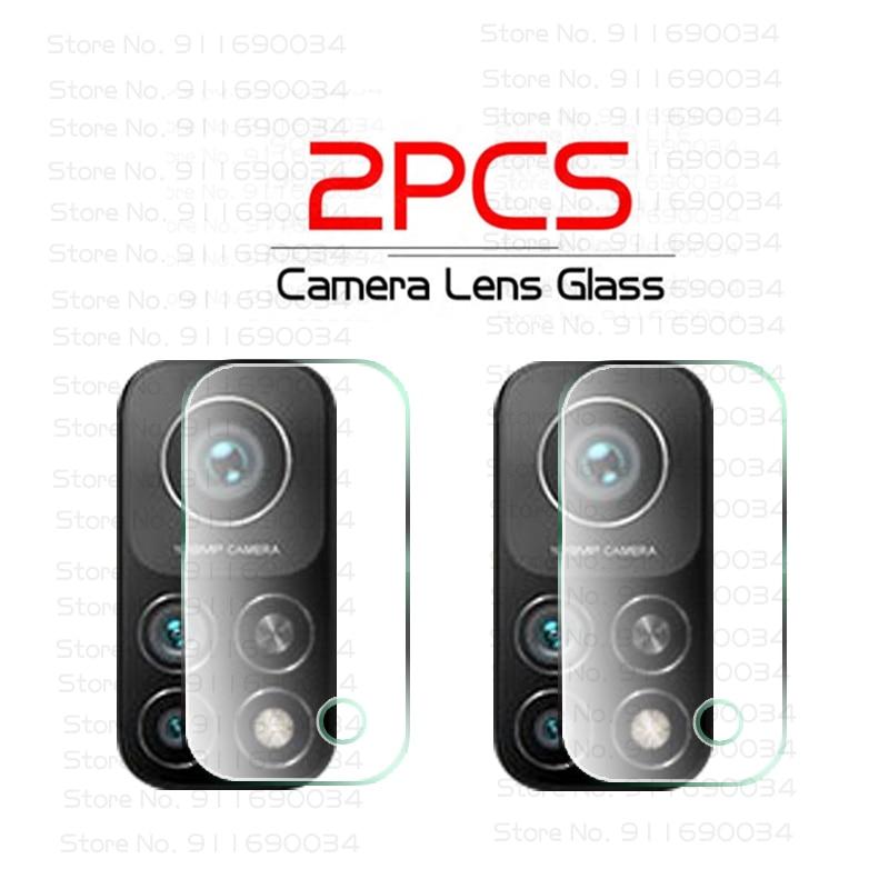 2PCS Tempered Glass for Xiaomi 10t Pro Camera Lens Screen Protector Xiao Mi 10t Pro 10 T Mi10t Lite Xiomi10t Protective Glass