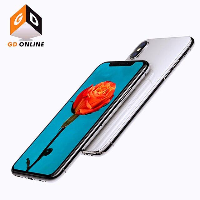 "Apple iPhone X RAM 3GB ROM 64/256GB Face ID 4G LTE 5.8"" A11 Bionic Hexa Core Full Screen Smartphone Original Unlocked Cell Phone 8"