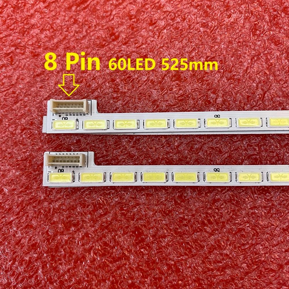 Новая 2 шт./лот 60LED 525 мм Светодиодная лента для 42LS5600 42LS560T 42LS570S 42LS575S T420HVN01.0 LG Innotek 42Inch 7030PKG 60ea