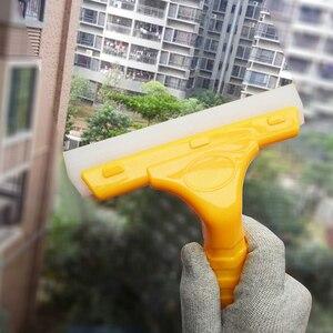 Image 3 - 2 шт. мульти Функция скребок авто лобовое стекло окна Стекло воды сушки стеклоочистителя скребок для очистки губка для мытья автомобиля инструмент B03