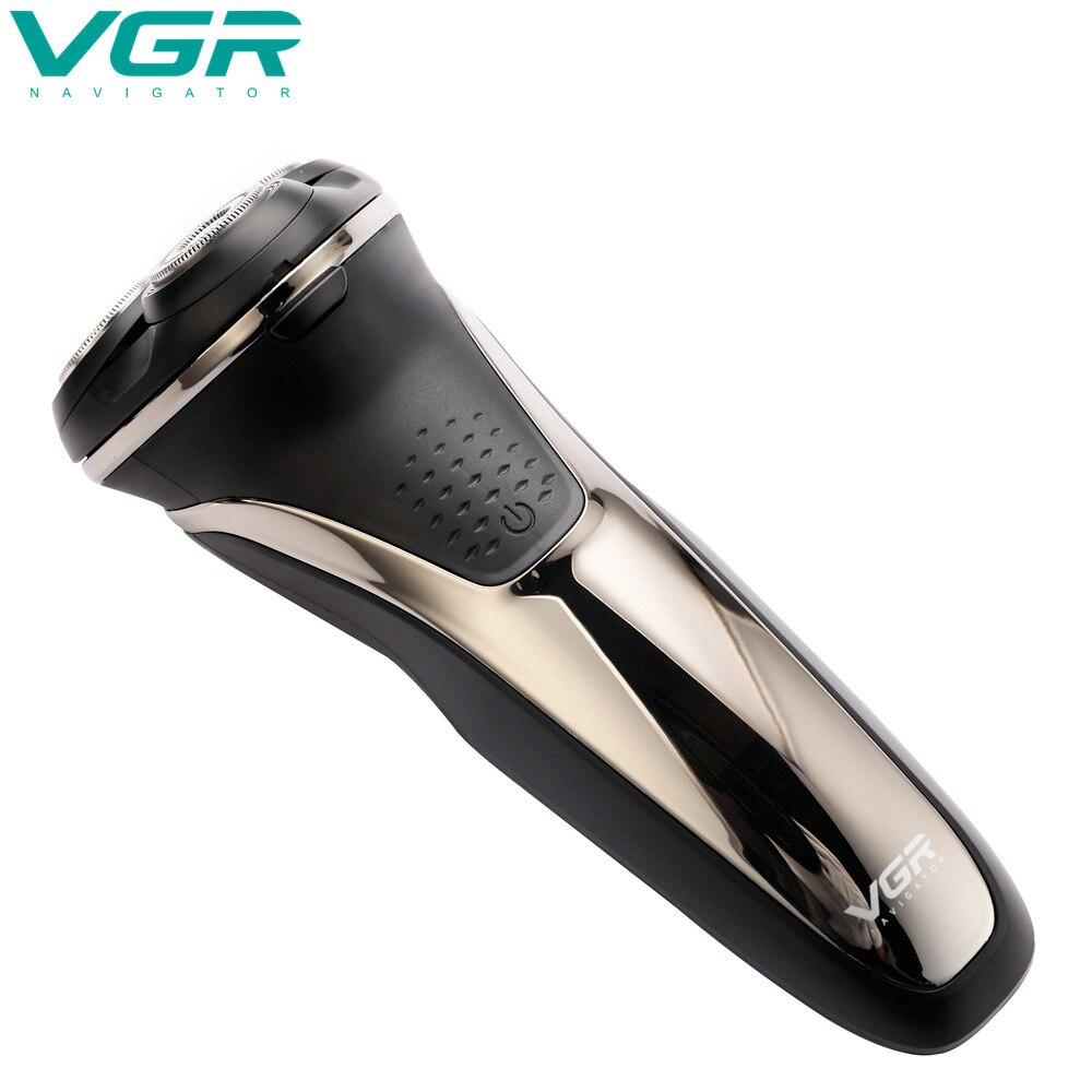 New Arrival Electric Shaver Razor For Men Beard Hair Trimmer Washable USB Rechargeable Shaving Beard Machine V-306