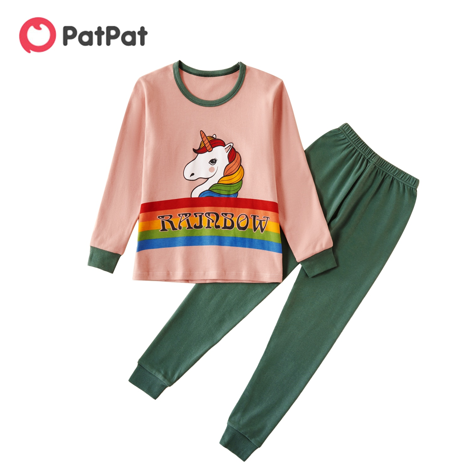 PatPat 2021 New Arrival Toddler Boy Street Style Top and Shorts Sets