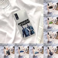 fast and furious phone case transparent for vivo s 9 7 6 iqoo neo 7 5 3 z3 z1 x e pro soft tpu clear mobile bags
