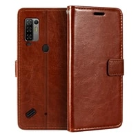 case for ulefone armor 10 5g wallet premium leather magnetic case cover with card holder and kickstand for ulefone armor 10 5g