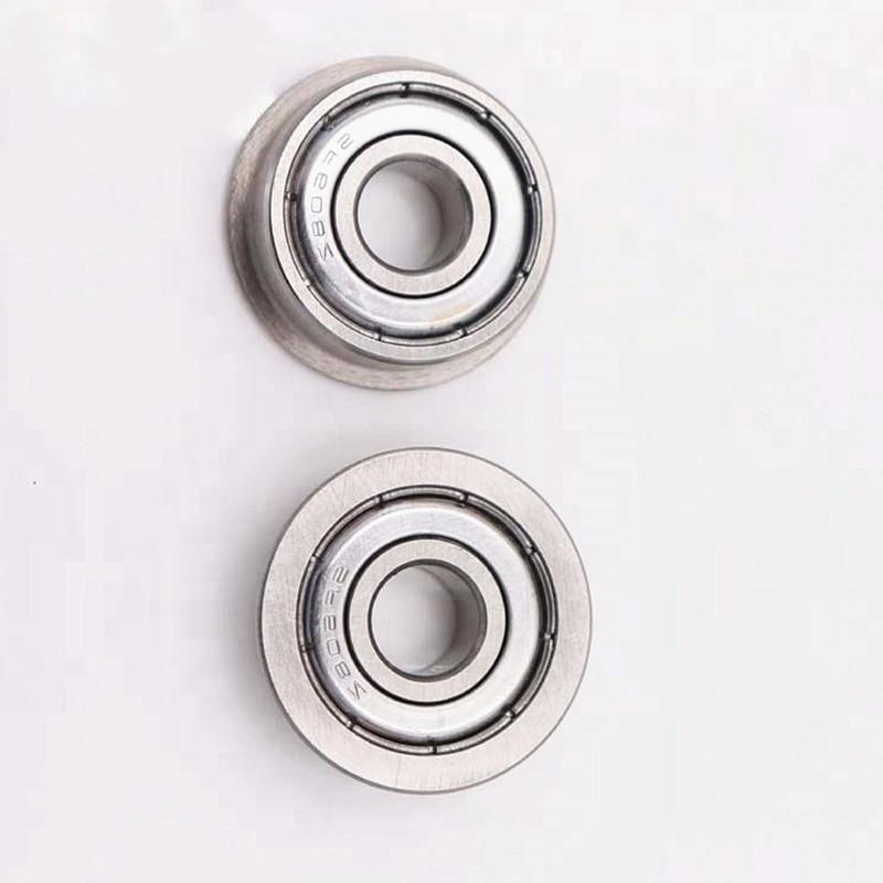 10 قطعة SF609ZZ الفولاذ الصلب مشفه كرة أخدود عميقة تحمل 9*24*7 مللي متر