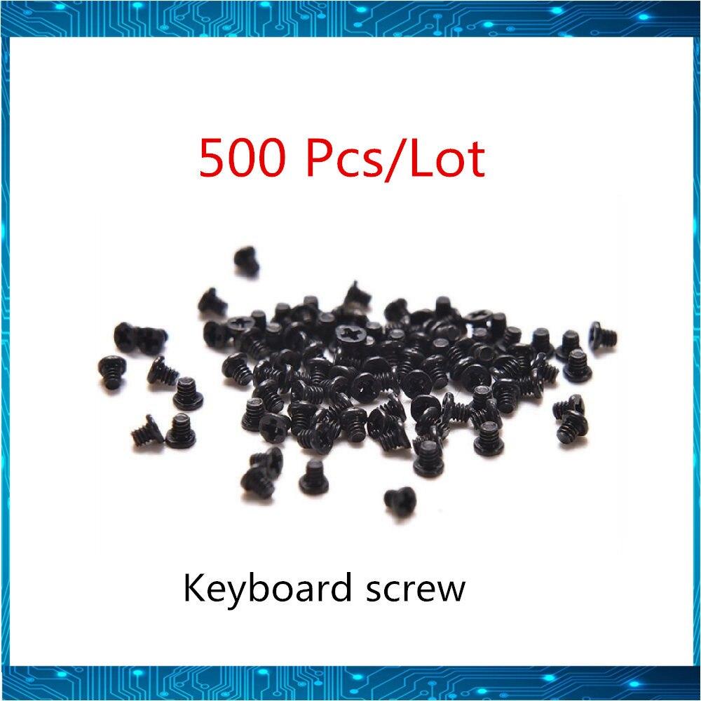 Винт для клавиатуры, 500 шт./лот, для Macbook Air Pro A1369 A1466 A1465 A1370 A1278 A1286 A1297 A1342 A1425 A1502 A1398 A1534