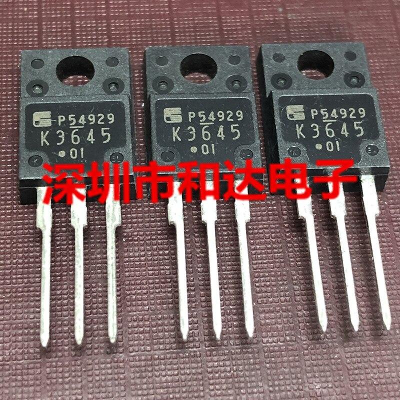 10Pcs K3645 2SK3645 TO-220F 100V 41A