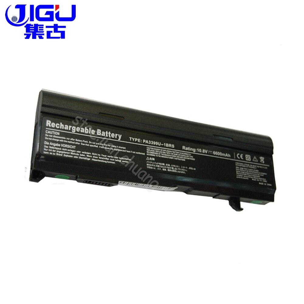JIGU batterie de remplacement pour ordinateur portable PABAS076 Pour Toshiba Satellite M115-S3000 M40 M45 M50 M55 Pro A100 M50 M40-102 pa3399u-2brs