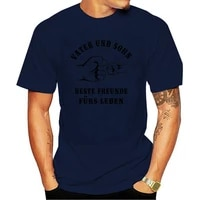 summer fashion men cotton t shirt father and son motorcycle biker old school tee school family t shirt hip hop tees tops