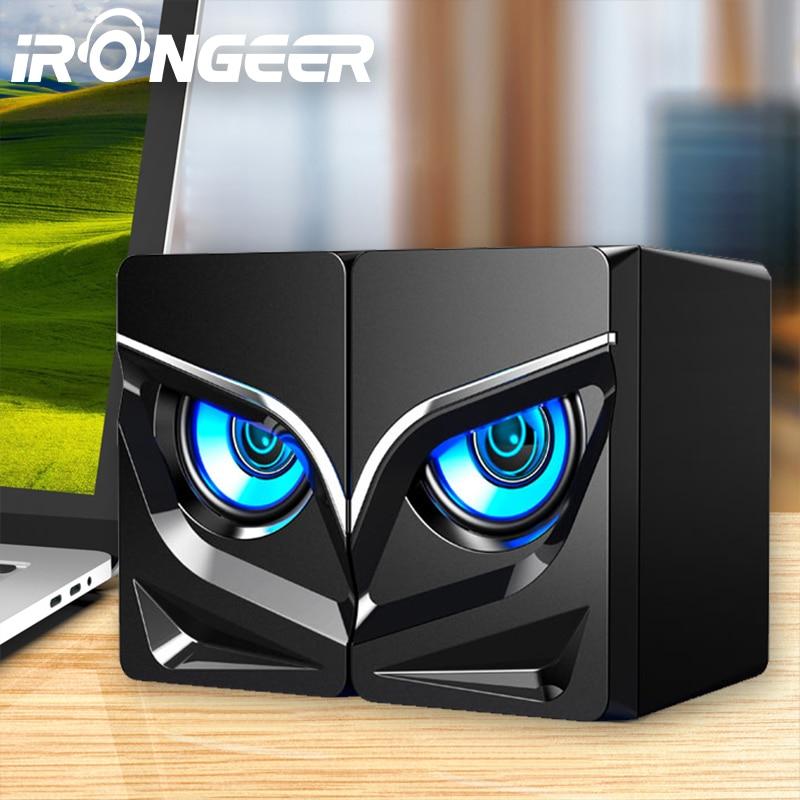 Caixa De Som Para PC, Altavoces De ordenador, Altavoces altos, Boombox, Hawkeye,...